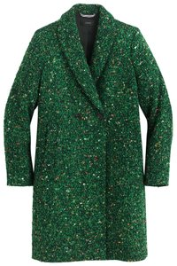 J.Crew Daphne Wool Tweed Coat