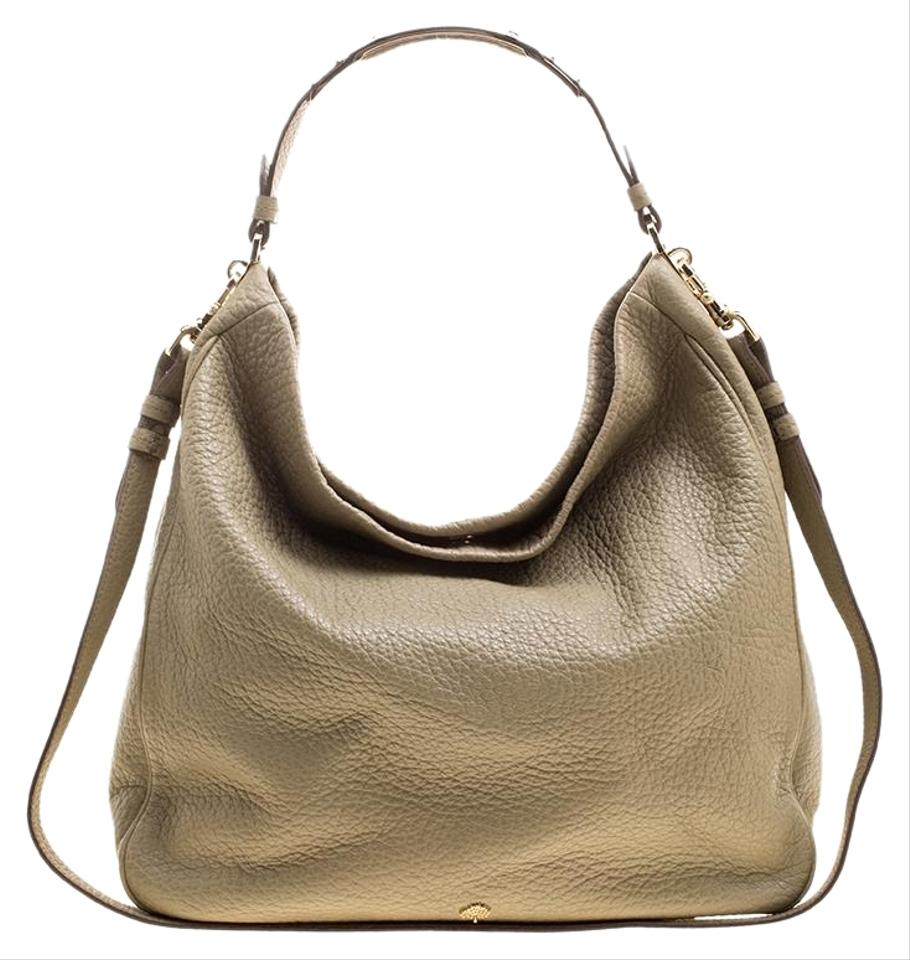 Mulberry Evelina Light Green Leather Hobo Bag - Tradesy a46855752d153