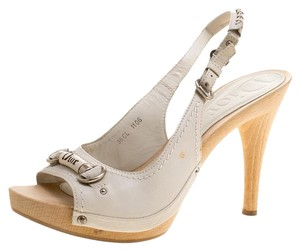 76b29d0b8e6 Women s White Dior Shoes - Up to 90% off at Tradesy