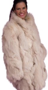 Fox Red Vest Fur Coat