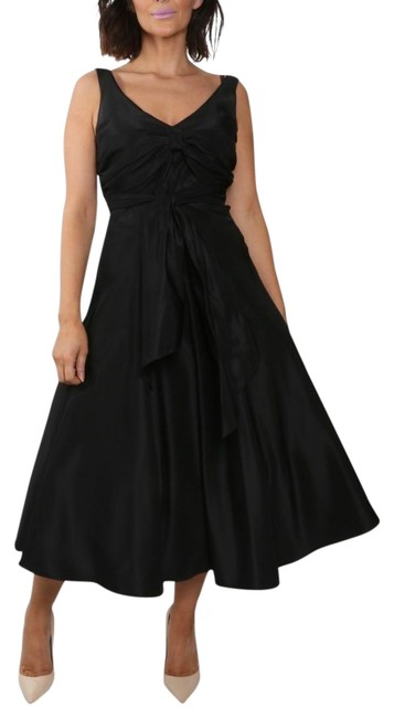 Item - Black Collection Sleeveless Long Cocktail Dress Size 2 (XS)