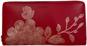 Gucci Limited Edition Chinese New Year Zip Around Wallet