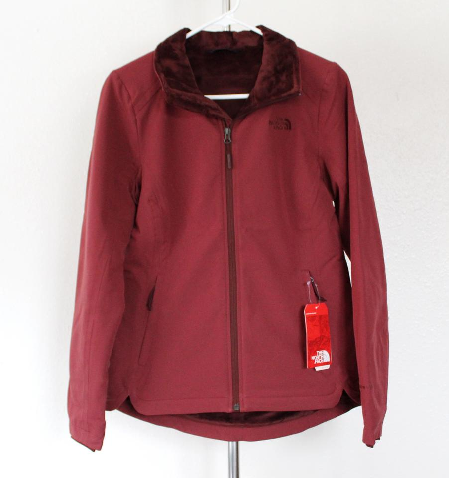 professional website rock-bottom price 100% quality quarantee The North Face Barolo Red Lisie Raschel Fleece Jacket Size 12 (L) 40% off  retail