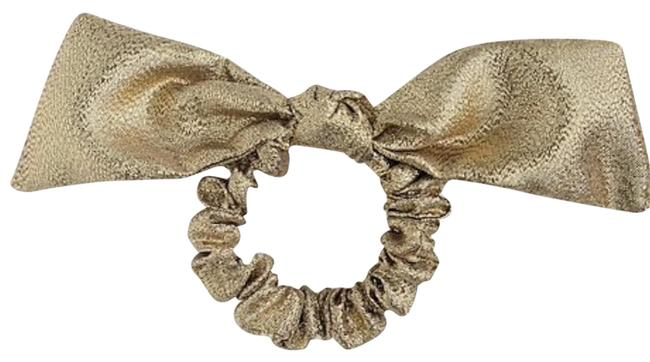 Item - Gold Tie Hair Accessory