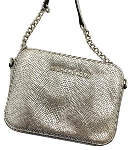 a36ce06af9f4 Silver Michael Kors Cross Body Bags - Up to 90% off at Tradesy