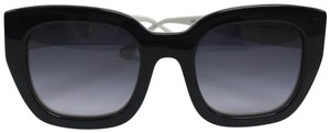 Alice + Olivia Alice & Olivia ABERDEEN Black and White Sunglasses : New without tags!