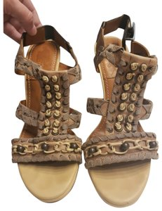 Lanvin Light Brown Sandals