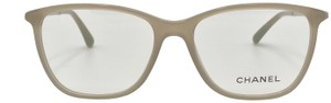 Chanel Beige Cat Eye Eyeglasses