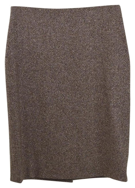 Item - Pink/Brown/White Cashmere Pencil #170-115 Skirt Size 8 (M, 29, 30)