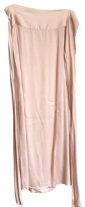 Elizabeth and James Maxi Skirt blush