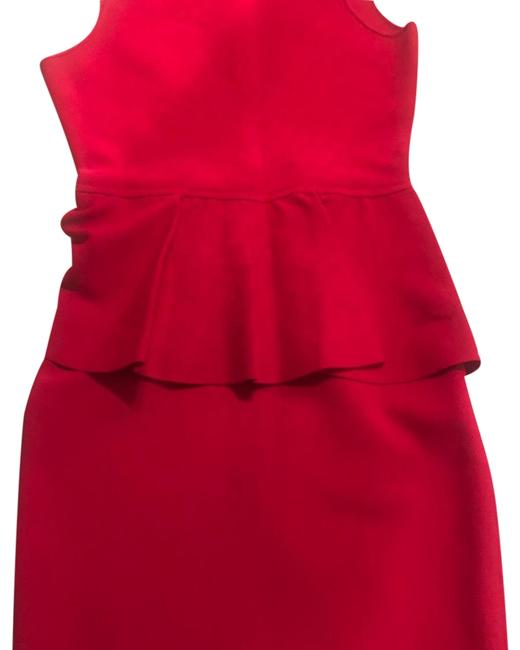 Item - Cherry Red Short Night Out Dress Size 0 (XS)