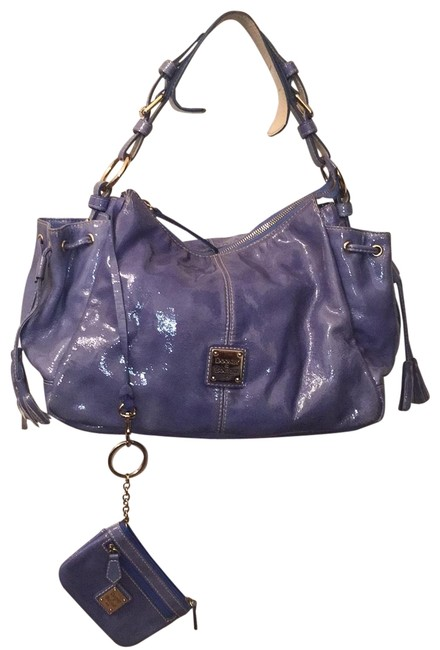 Item - And Matching Coin Purse Blue/Silver Shoulder Bag