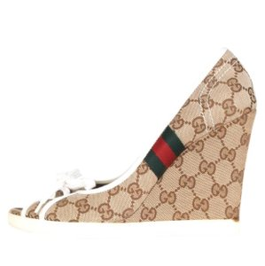 Gucci Multiple Colors Wedges