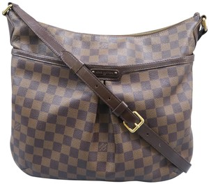 Louis Vuitton Damier Ebene Canvas Bloomsbury Shoulder Bag