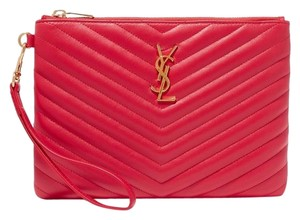 Saint Laurent Clutches - Up to 70% off at Tradesy a29b73f5f6