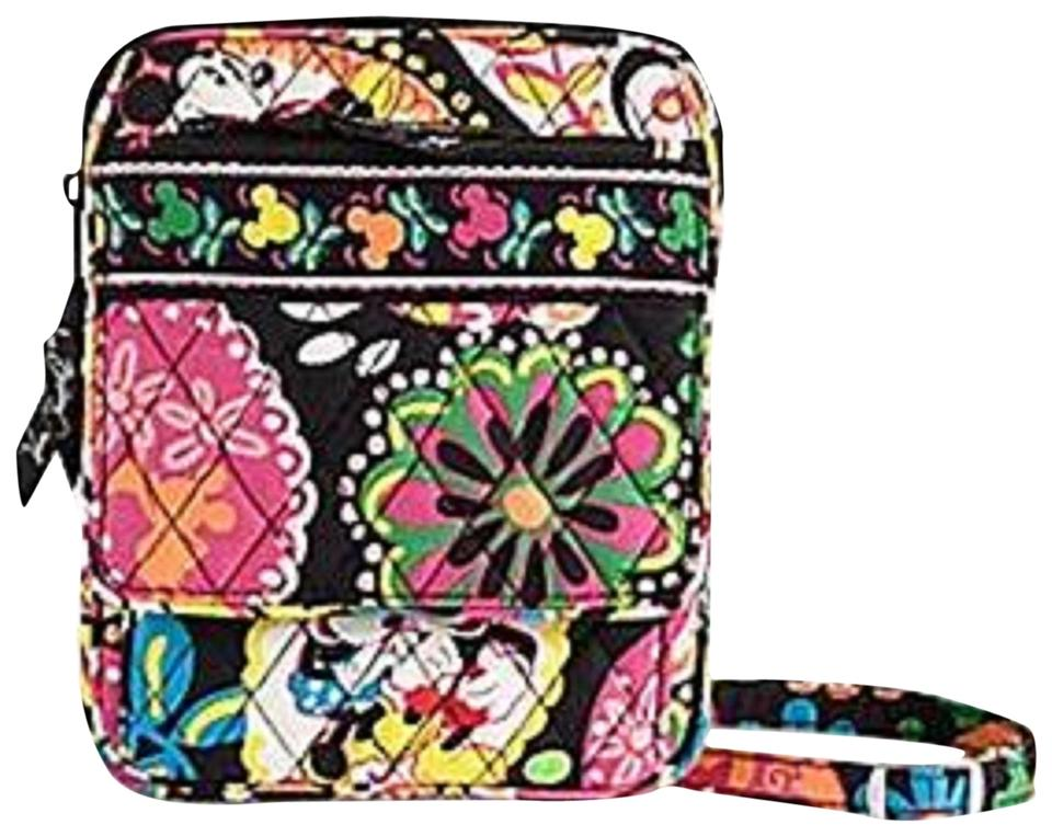 Vera Bradley Mini Hipster Disney Midnight Mickey Cross Body Bag ... 0209e7cea9b4a