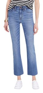 Madewell Flare Leg Jeans