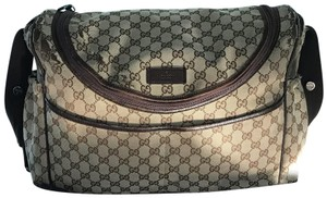 8d4ad18d2f2 Brown Gucci Diaper Bags - Up to 90% off at Tradesy