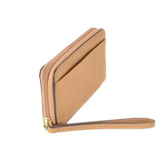 Coach Saffiano Universal Wallet for iPhone Phone Image 1