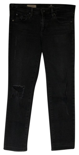 AG Adriano Goldschmied Skinny Jeans-Dark Rinse Image 0