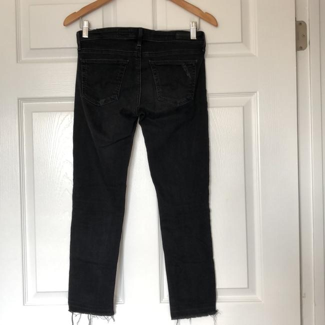AG Adriano Goldschmied Skinny Jeans-Dark Rinse Image 5