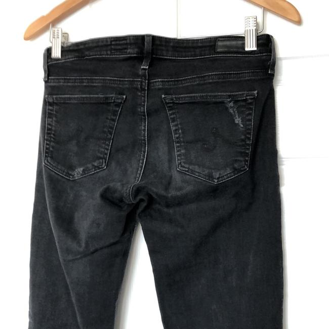 AG Adriano Goldschmied Skinny Jeans-Dark Rinse Image 6