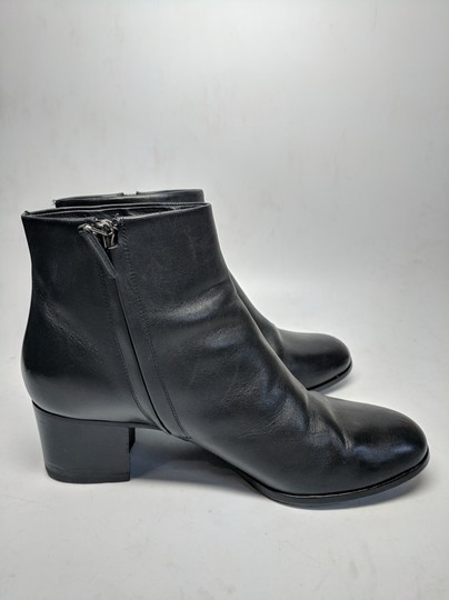 Chanel Ankle Black Boots Image 2