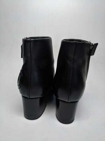 Chanel Ankle Black Boots Image 5