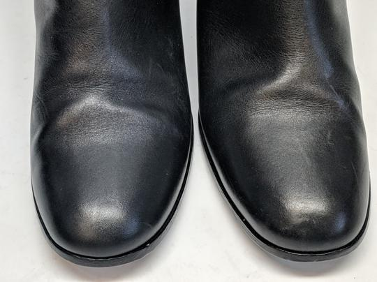 Chanel Ankle Black Boots Image 8