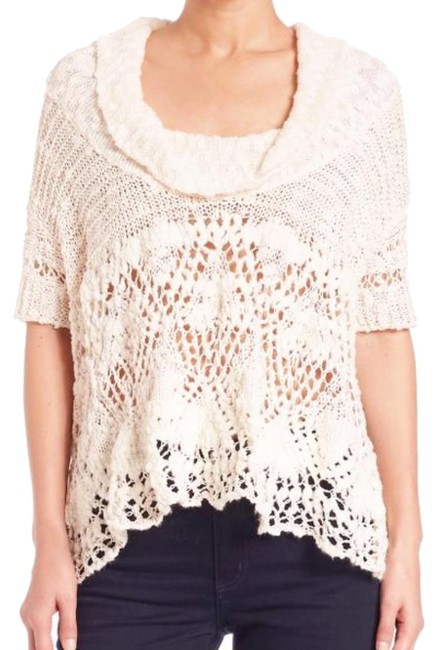 Preload https://img-static.tradesy.com/item/24706509/free-people-cream-cowl-neck-airy-blouse-size-8-m-0-7-650-650.jpg