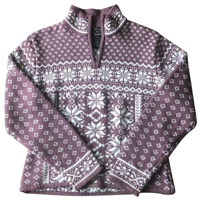 Preload https://img-static.tradesy.com/item/24706716/obermeyer-46123-mauve-sweater-0-1-650-650.jpg