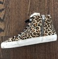 Golden Goose Deluxe Brand Leopard Athletic Image 4