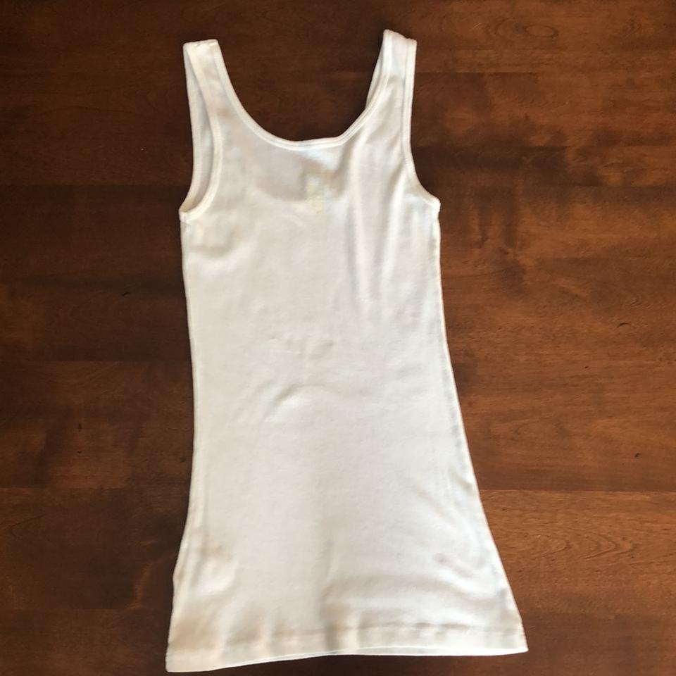 bbab275d3c508d True Religion White 30427 Activewear Top Size 8 (M) - Tradesy