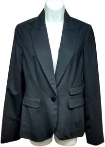 Kenneth Cole Jacket Black Blazer