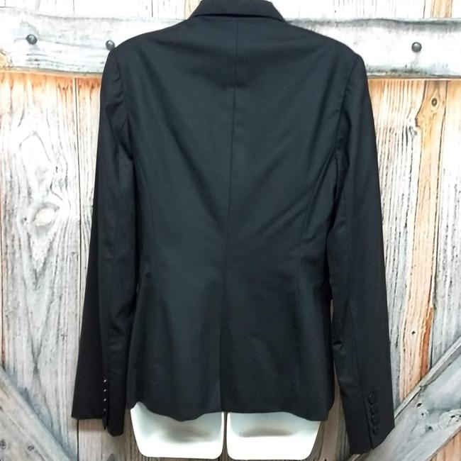Kenneth Cole Jacket Black Blazer Image 1
