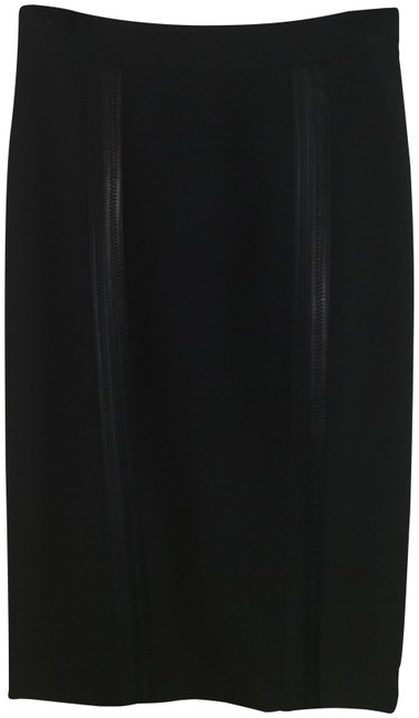 Burberry London Skirt Black Image 0
