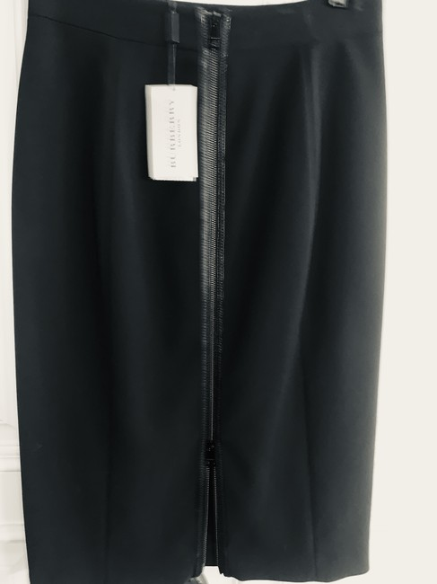 Burberry London Skirt Black Image 4
