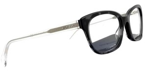 Tommy Hilfiger TH1439-LLW-51 Rectangle Womens Havana Frame Clear Lens Eyeglasses