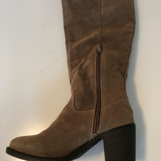 Qupid taupe Boots Image 7