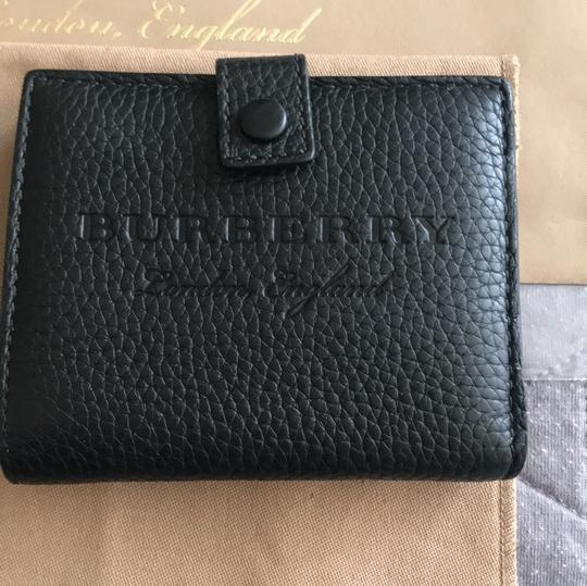 Burberry Burberry Embossed Leather folding wallet Image 1