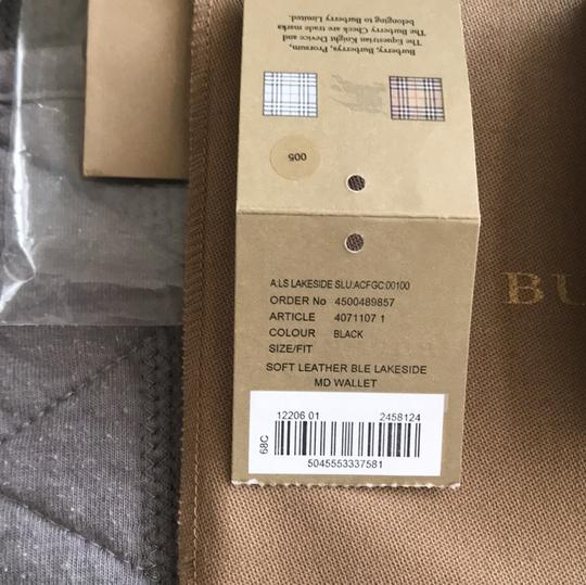 Burberry Burberry Embossed Leather folding wallet Image 2