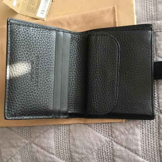 Burberry Burberry Embossed Leather folding wallet Image 5