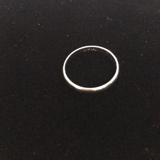 unknown 18Kt White Gold Band, stamped 18K Image 9