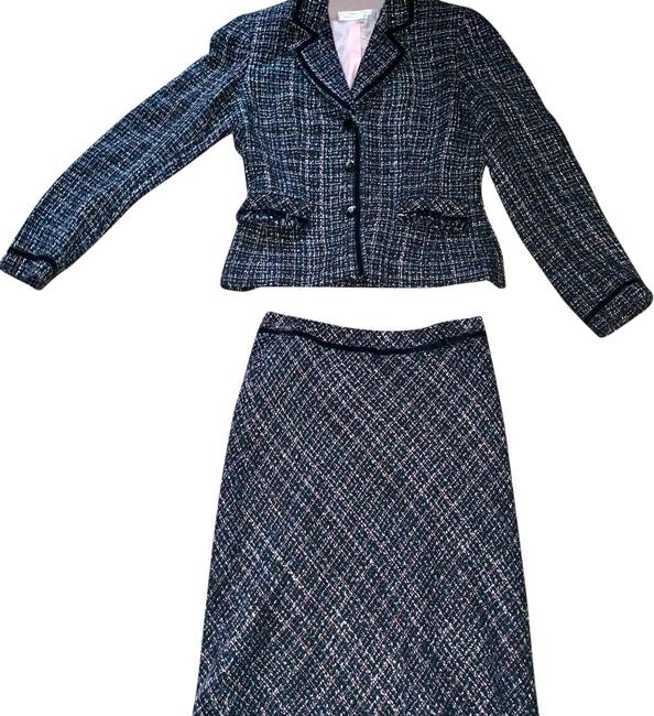 Item - Multi-color Pencil Skirt/Tweed Skirt Suit Size 6 (S)