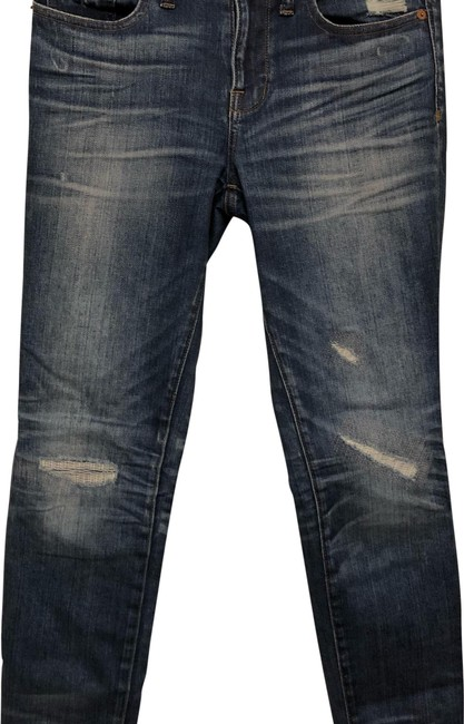 Item - Distressed Skinny Jeans Size 4 (S, 27)