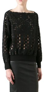 Lanvin Lace Sweater