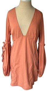 e63b013d238c Orange Free People Night Out Dresses - Up to 70% off a Tradesy