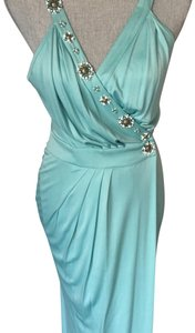 light turquoise Maxi Dress by Blumarine