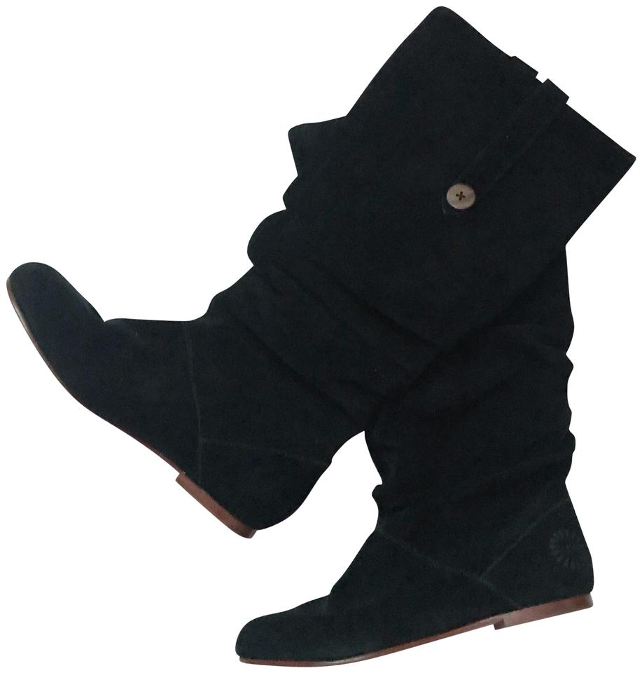 18e7f52de8b Black High Koo Boots/Booties