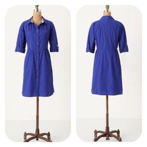 d82fc3cd0c44 Blue Anthropologie Work & Office Dresses - Up to 70% off a Tradesy